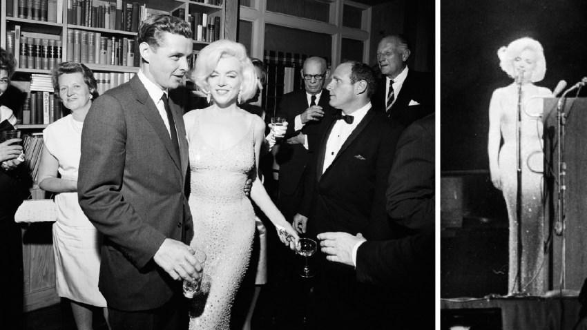 Marilyn-Monroe-Dress-JFK-Birthday