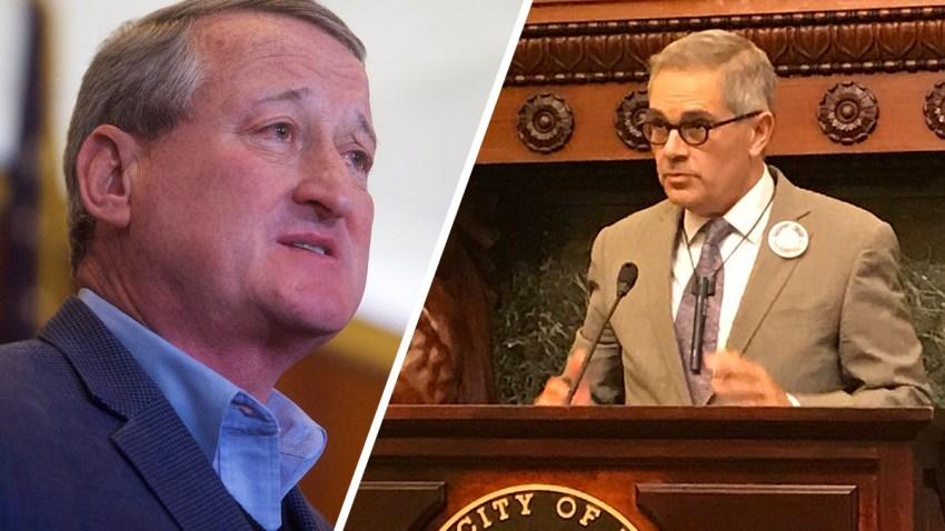 Mayor Kenney Endorses Kranser