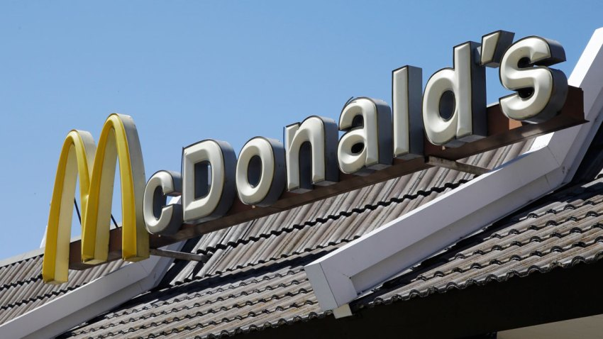 McDonalds Sign Generic