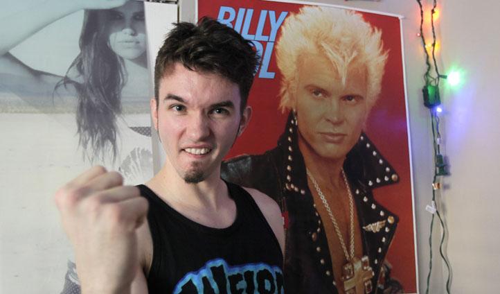 Billy Idol Birthday