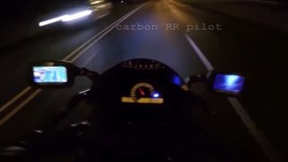 Motorcycle-Speeding
