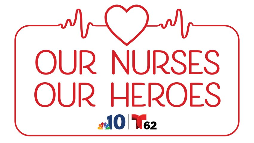 NBC10 our nurses our heroes