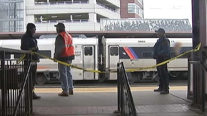 NJ Transit Train New Brunswick Fatality