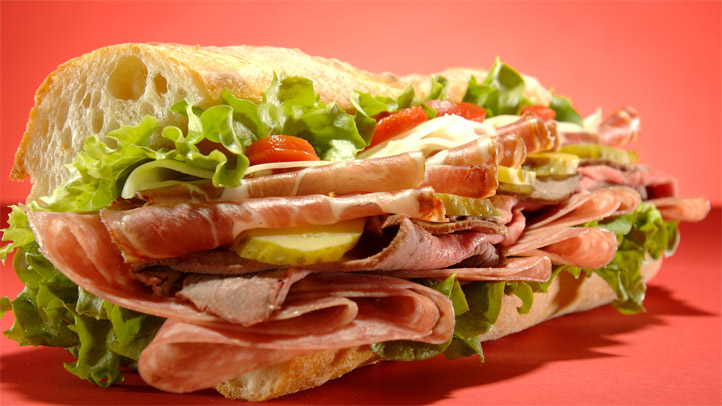 National Sandwich Hoagie