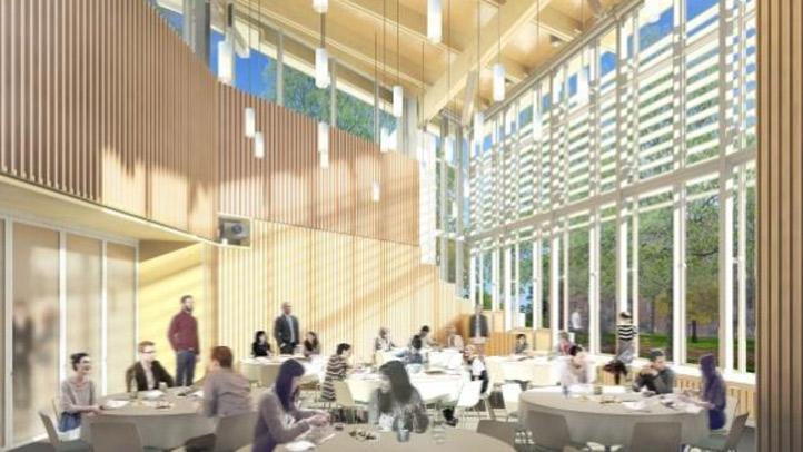 New-UPenn-Building