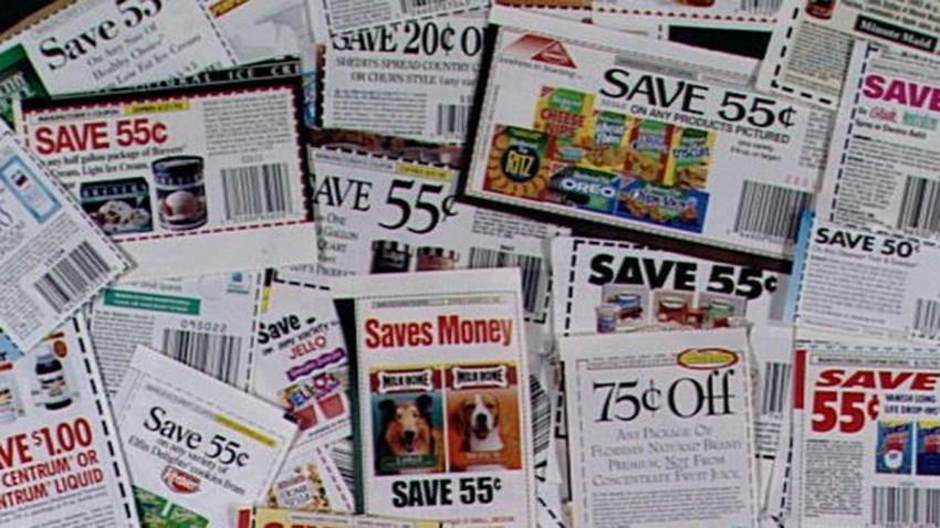 Newspaper Coupons Generic
