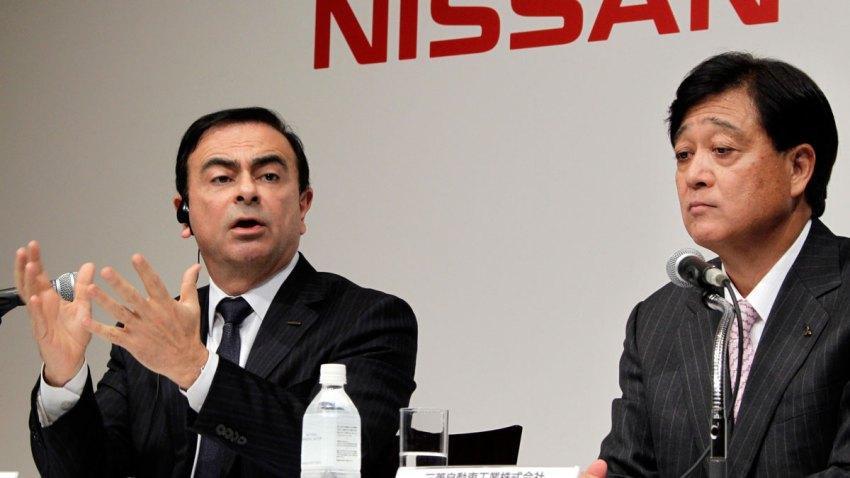 Japan Nissan Mitsubishi