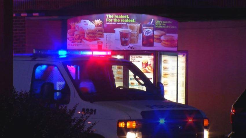 Norristown McDonalds Drive Thru Killing