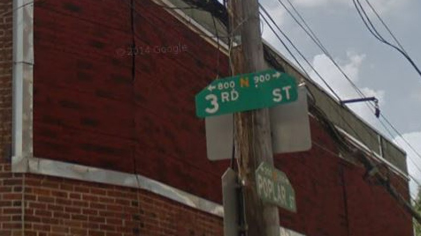 North 3rd Street