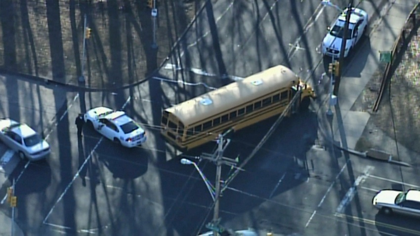 Northeast Philadelphia School Bus Crash