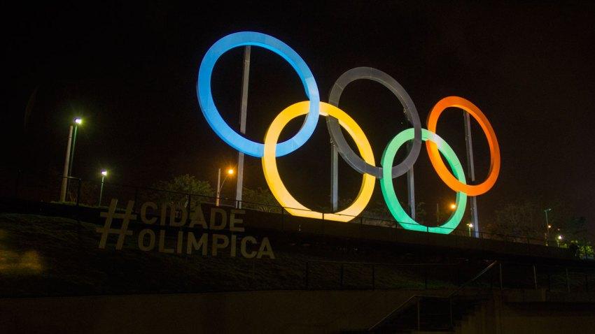 Olympic Rings Rio