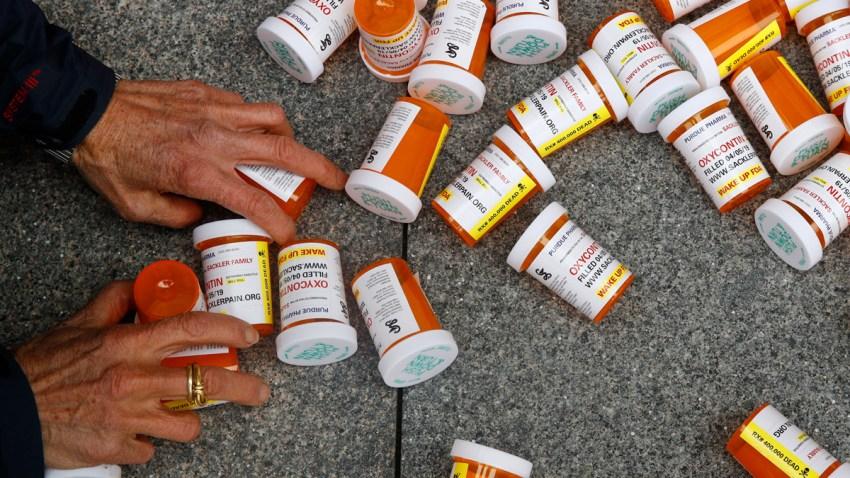 Opioid Protest