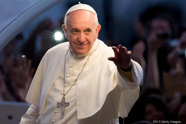 PBJ Pope Francis