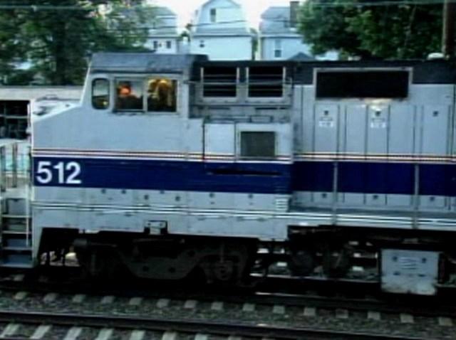 PHI amtrak train hits pedestrian glenolden