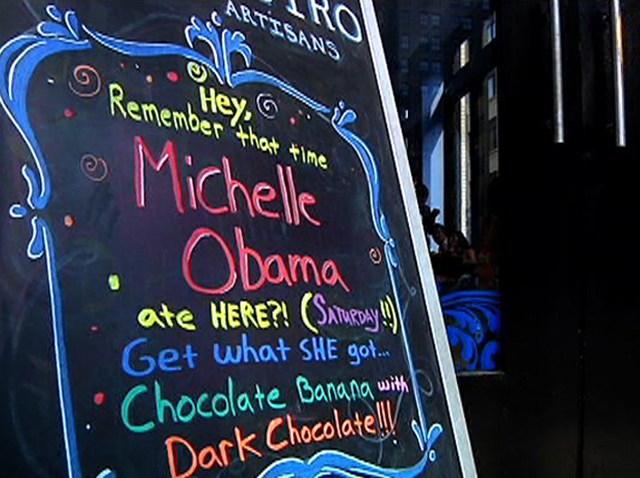 PHI gelato sign large