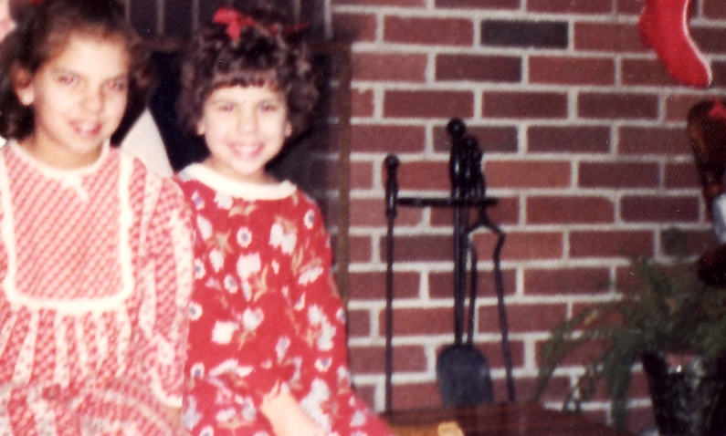 PHI holiday memory Lauren B