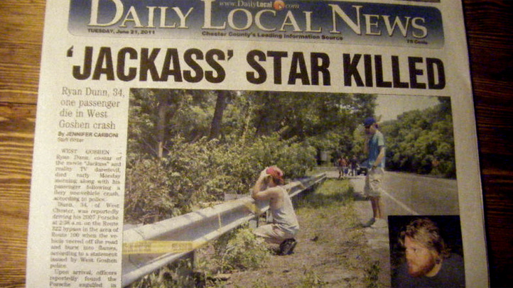 PHI jackass daily local death notice