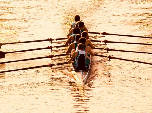 PHI regatta rowers sunshine shost