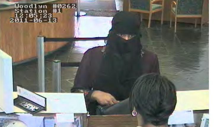 PHI woodlyne robbery suspect