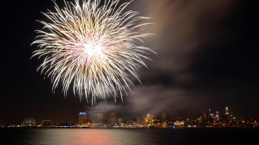 Philadelphia Orchestra and Fireworks