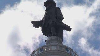 Philadelphia City Hall William Penn Statue Generic City Hall Generic Philly City Hall