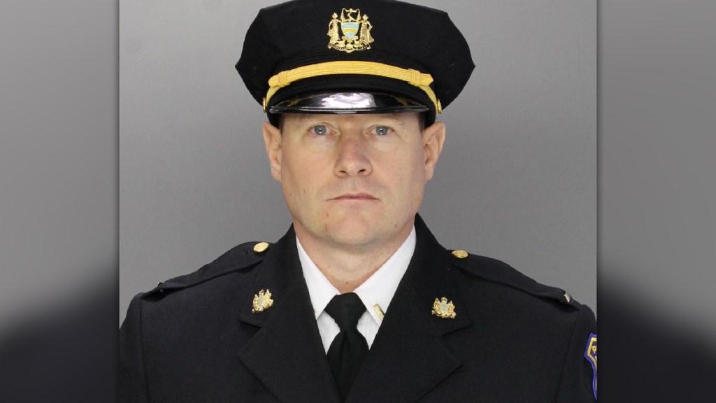 Lt. Robert Friel