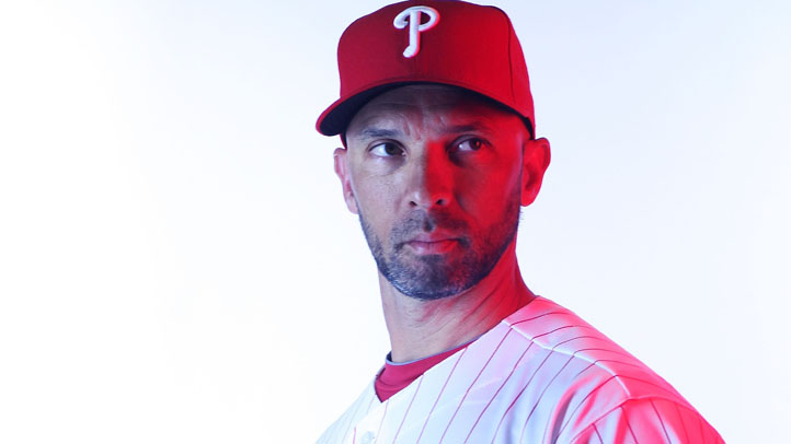 Raul Ibanez Phillies Red