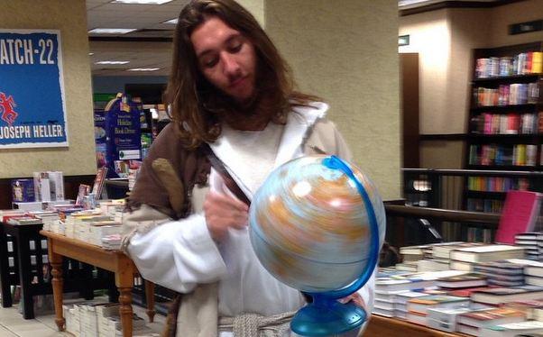 Philly Jeseus Michael Grant Globe