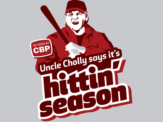 Philly Phaithful Charlie Manuel T-Shirt