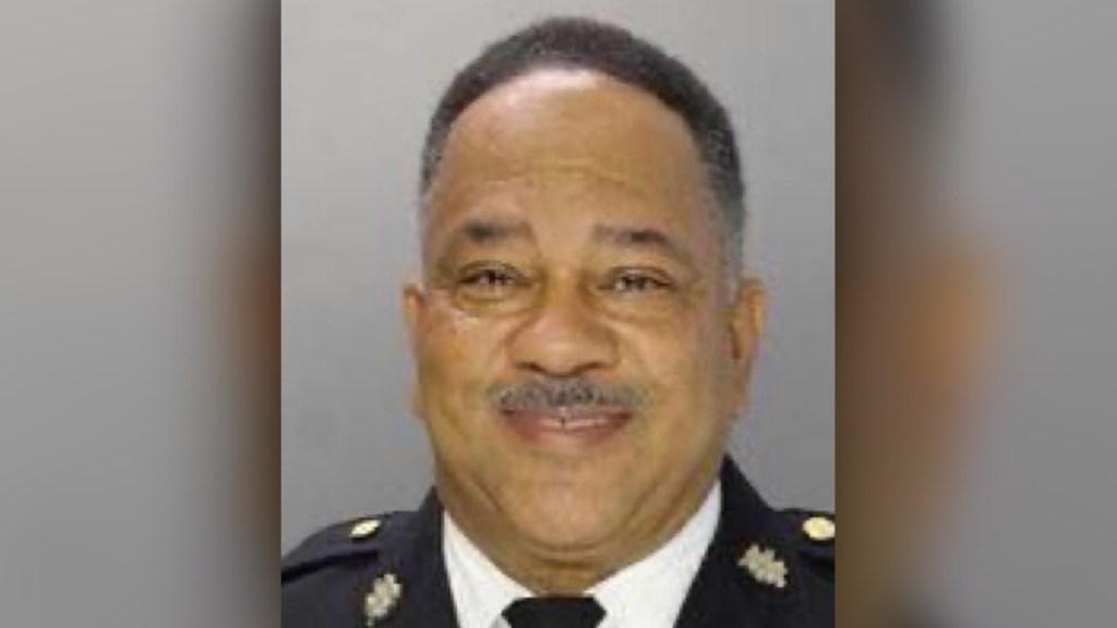 Philadelphia police Lt. James Walker