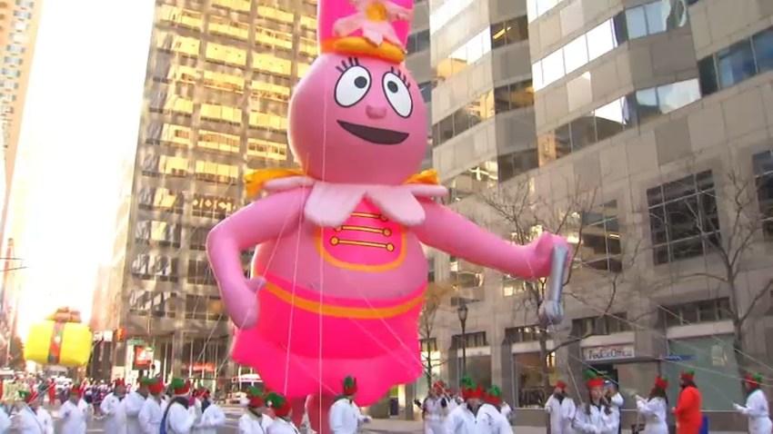 Philly Thanksgiving Parade Balloon