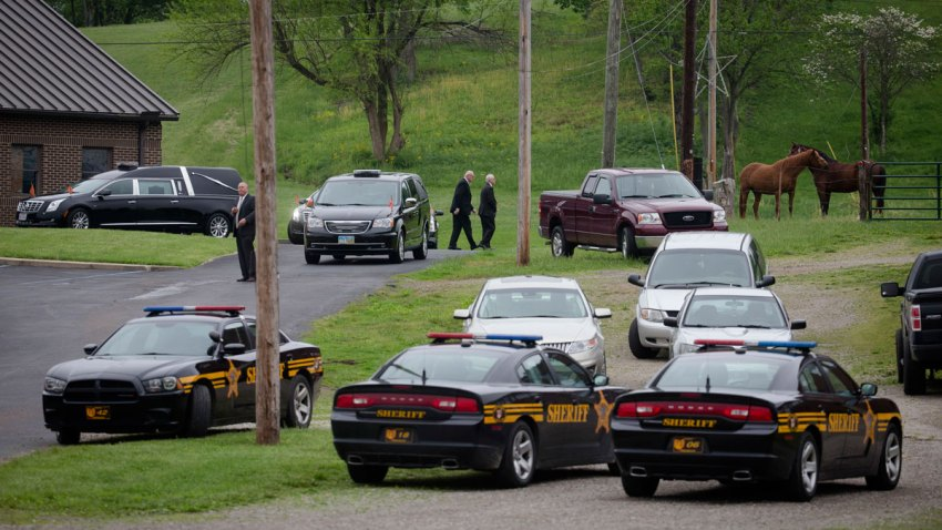 Ohio Shootings Funerals