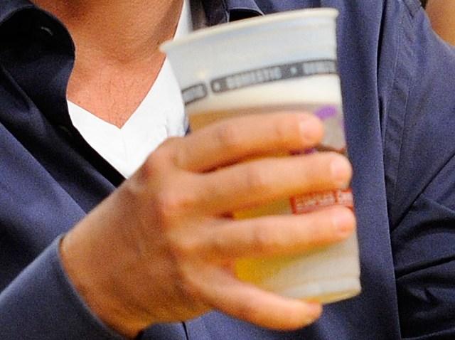Plastic Cup Beer