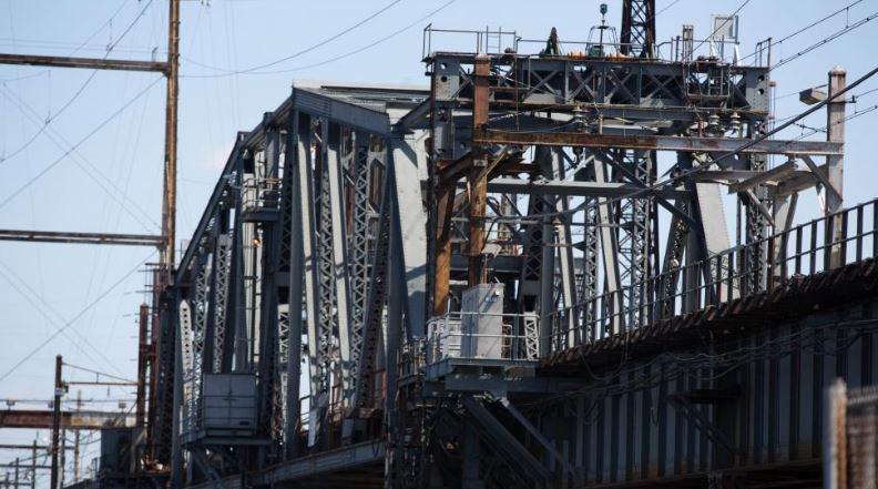 Portal Bridge NJ Transit Amtrak