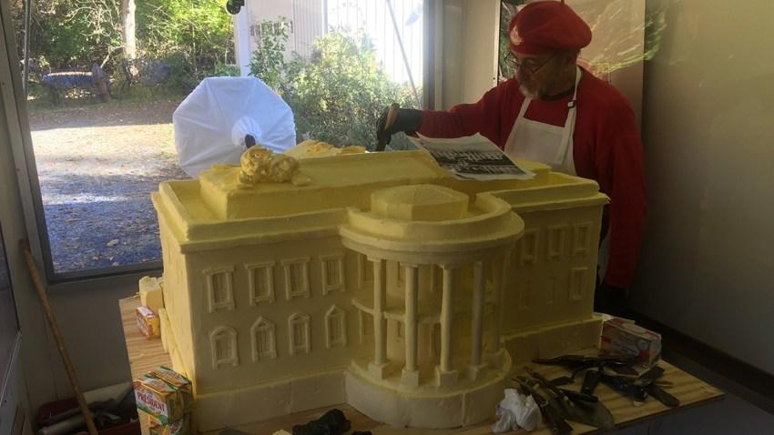 President Butter White House