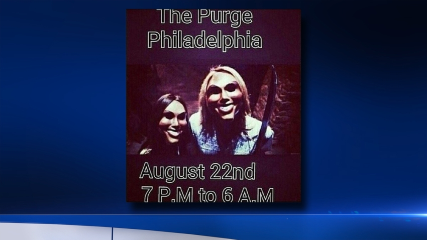 Purge Philly Flyer Social