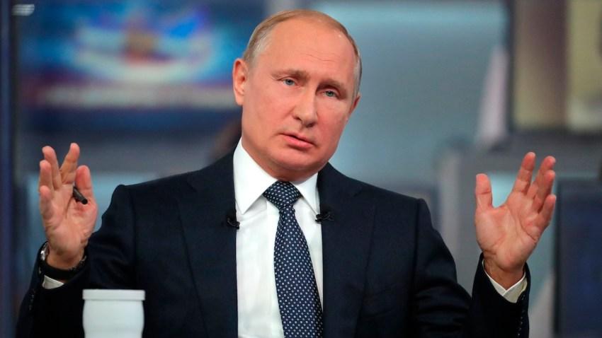 Putin on Syria