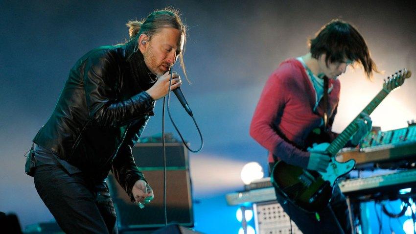 US--Music-Radiohead