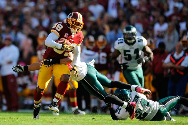 Redskins Eagles