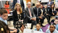 Comcast CEO, Family Give $5M to Buy Laptops for Philly Students