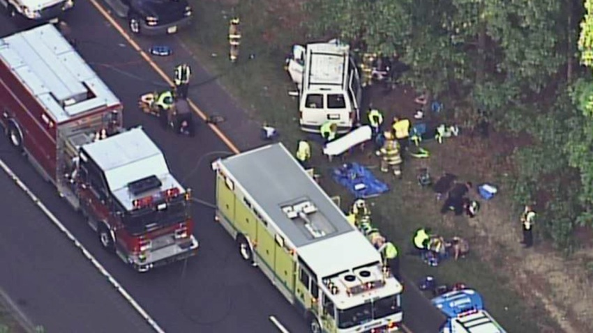 Route 55 Crash Franklin Township