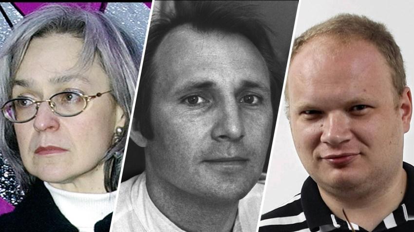 Russian-journallists
