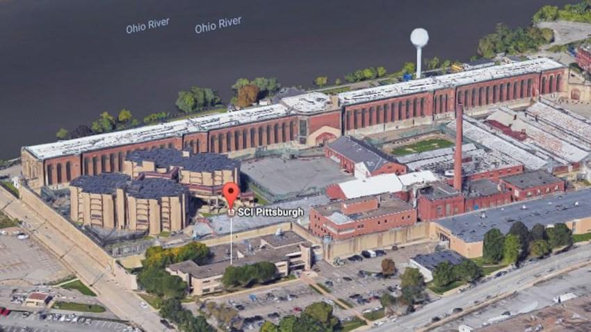 SCI Pittsburgh Prison
