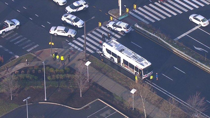 SEPTA bus involved in crash