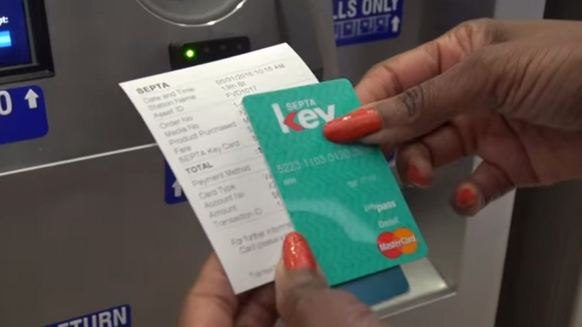 SEPTA-Key-Card