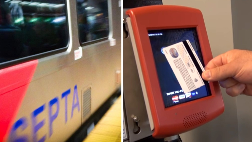 Regional Rail Riders Now Need to Tap Key Card to Exit Jefferson Station