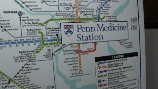 SEPTA's Penn Medicine Station