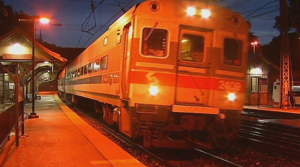 SEPTA Regional Rail Overbrook Station