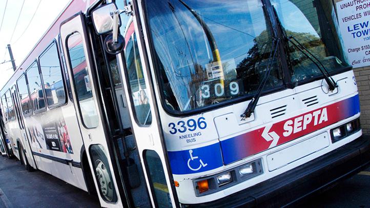 SEPTA-bus