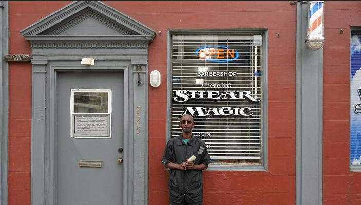 Shear Magic Barbershop